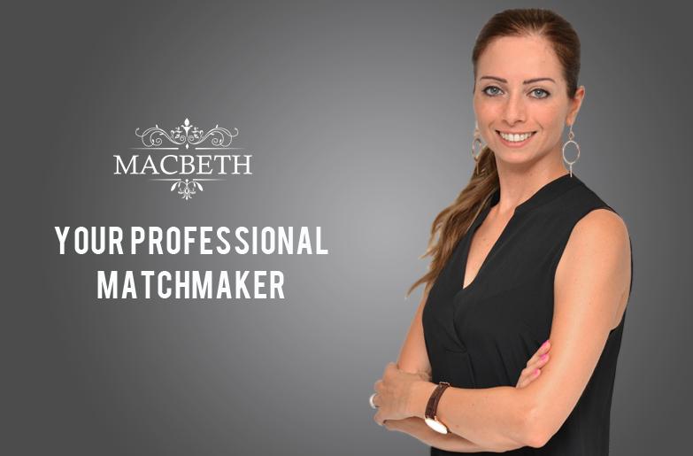 professioneller Partnervermittler