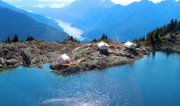 Clayoquot Wilderness Resort Canada