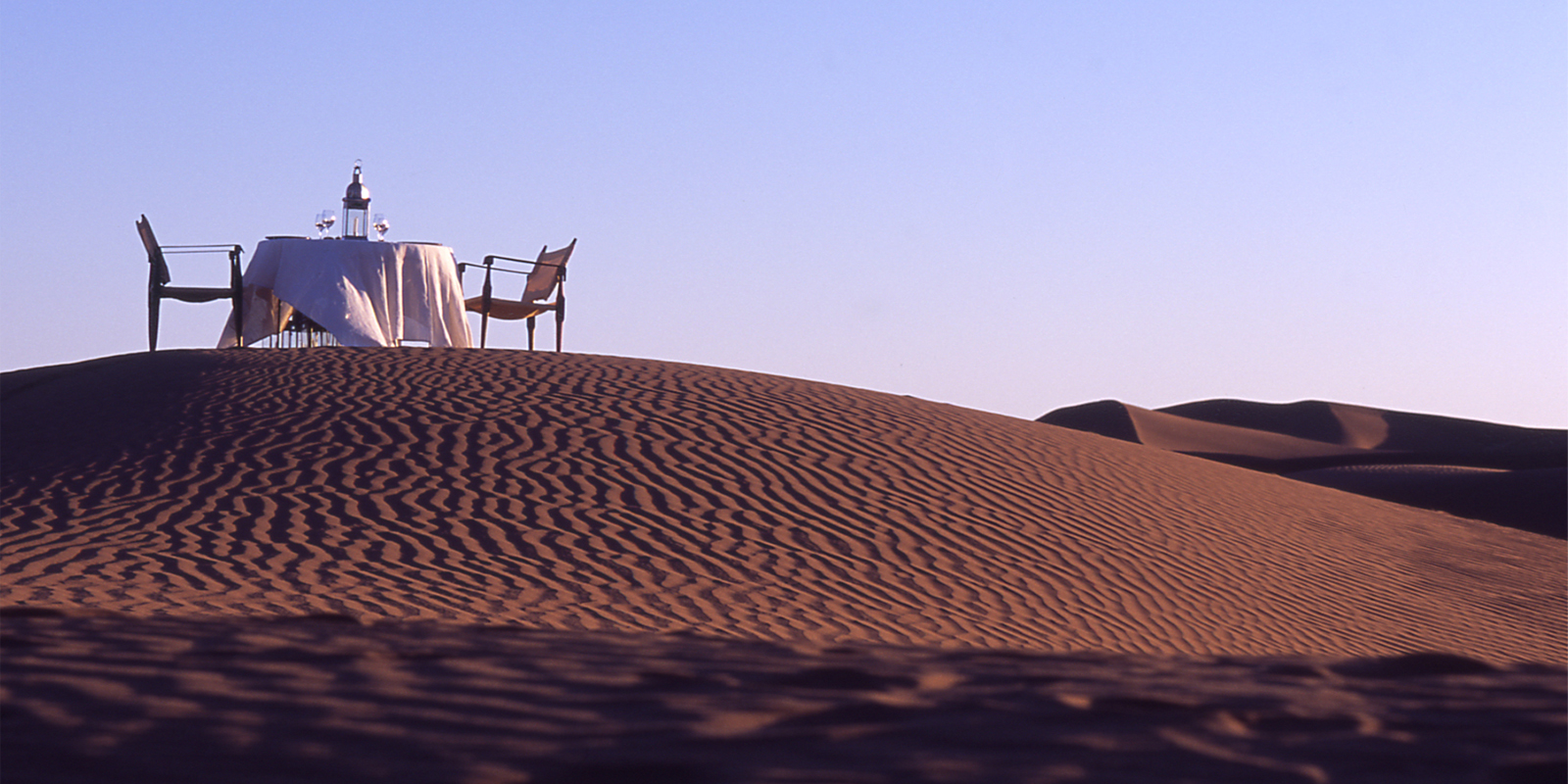 Dar Ahlam Nomad Dunes Camp, Morocco