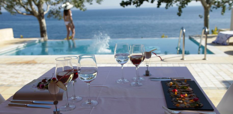 Denai resort Greece - Romantic Hotel