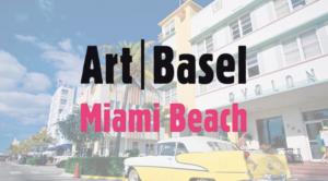 ArtBasel Miami